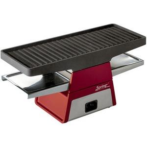 Spring Raclette 2 rot Erweiterungsmodul
