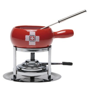 Nouvel Swiss Single Fondue Set