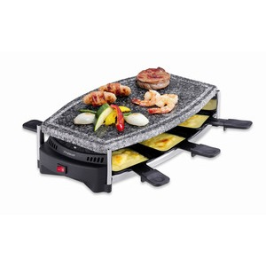 trisa raclettino 4 raclette grill raclette mit pf nnchen. Black Bedroom Furniture Sets. Home Design Ideas