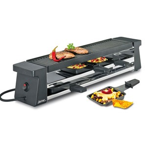 Spring Raclette 4 Compact schwarz