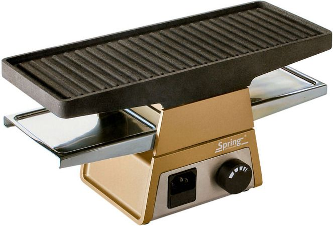 Spring Raclette 2+ Basismodul sand - Raclette Grill