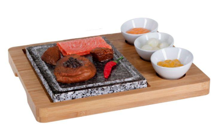 nouvel wan hot stone set hei er stein. Black Bedroom Furniture Sets. Home Design Ideas