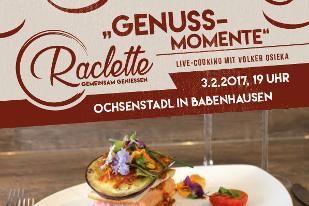 Raclette.de Genussmomente