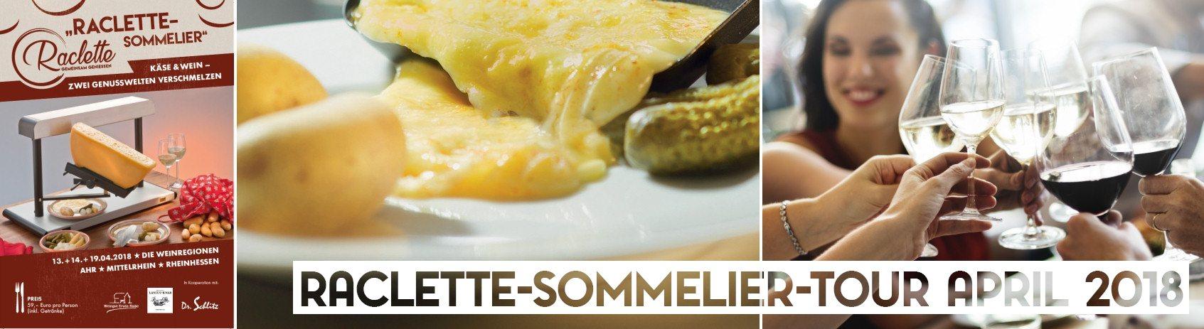 Raclette Sommelier April 2018