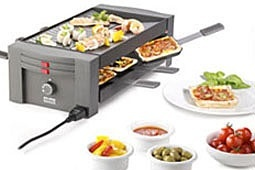 st ckli genesis pizzagrill raclette mit pf nnchen. Black Bedroom Furniture Sets. Home Design Ideas