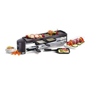 Stöckli – Cheeseboard Grill anthrazit Raclette Grill
