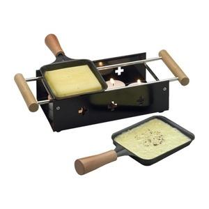 Funcooking - TTM Twiny Cheese Schwarz  - Onlineshop Raclette