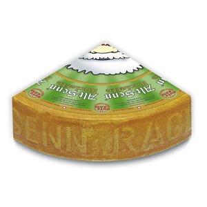 Alt-Senn Raclettekäse 1/4 Laib rund