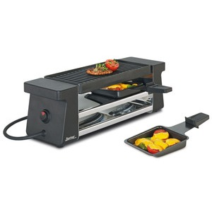 Spring Raclette2 Compact schwarz