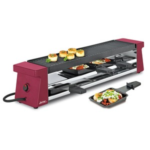 Spring Raclette 4 Compact rot