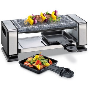 Funcooking - Küchenprofi Raclette Vista 2  - Onlineshop Raclette