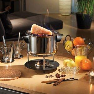 Funcooking - Stöckli Aragon Bowlen und Fonduegarnitur  - Onlineshop Raclette