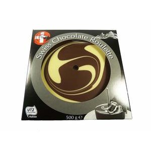 Gysi – Swiss Chocolate Roulette marmoriert 500 g