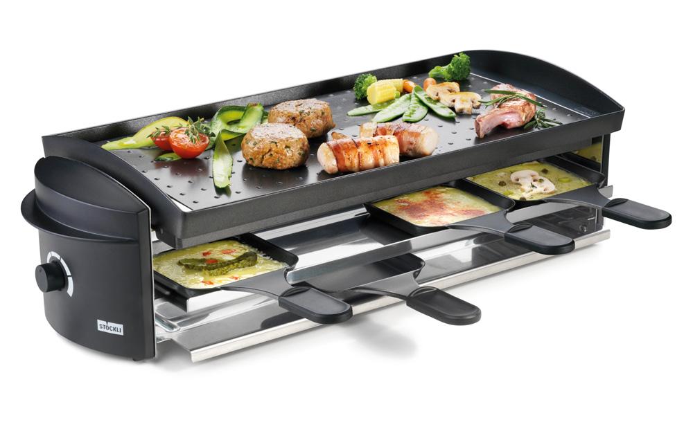 Raclette Rechner