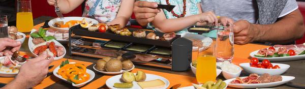 trisa hot stone 8er raclette grill kaufen. Black Bedroom Furniture Sets. Home Design Ideas