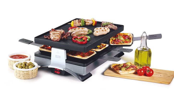 Stöckli Party Pizza Grill
