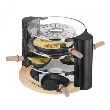 Lagrange Raclette Evolution