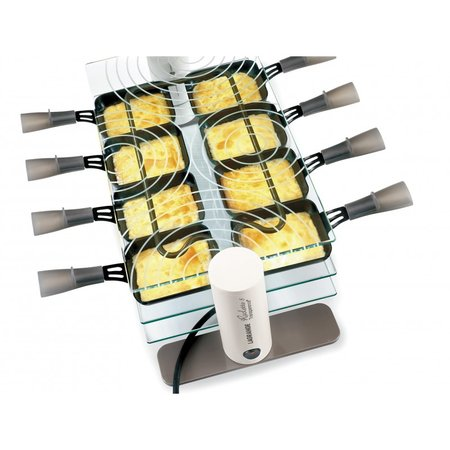 Lagrange Raclette 8 Transparence Mineral