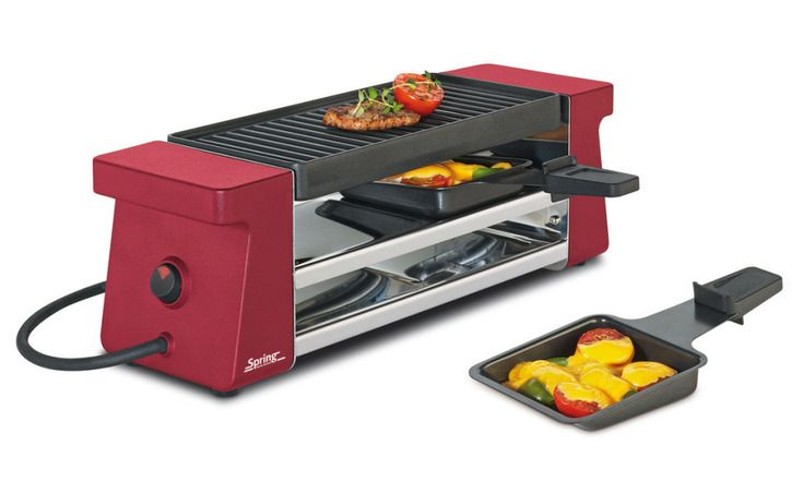 Spring Raclette2 Compact rot
