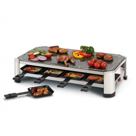Fritel Raclette Grill SG 2180 Hot Stone