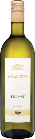 Maurice Gay Fendant Les Mazots 75 cl