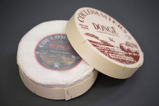 Fromagerie Dongé Coulommiers 450 g