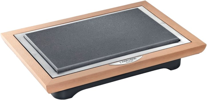 Lagrange Tischgrill Pierre Hot Stone Deluxe
