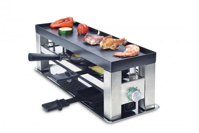 Solis Tischgrill 4 in 1