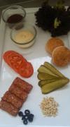 Mini-Monster-Burger-Zutaten