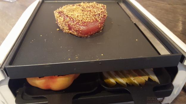 Thunfisch-Pralinee-Grill