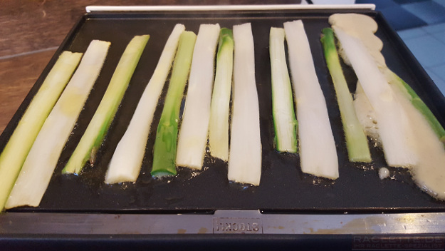 Spargelroulade-Spargel-Grill