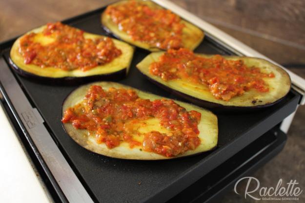 Zucchini-Lasagne-Grill