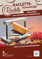 Raclette-Sommelier - zwei Genusswelten verschmelzen