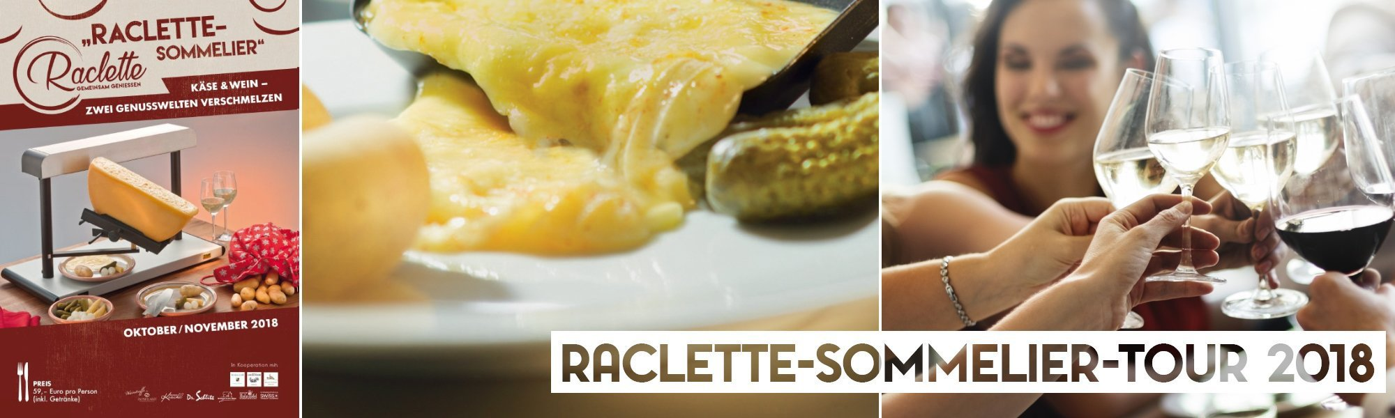 Raclette Sommelier April 2018